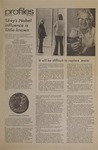 Profiles, January 1976