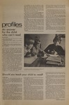 Profiles, November 1976