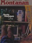 Montanan, Spring 1990