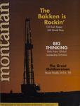 Montanan, Spring 2012 by University of Montana (Missoula, Mont.: 1965-1994)