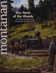 Montanan, Spring 2013 by University of Montana (Missoula, Mont.: 1965-1994)
