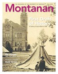 Montanan, Fall 2014 by University of Montana (Missoula, Mont.: 1965-1994)