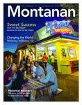Montanan, Fall 2015 by University of Montana (Missoula, Mont.: 1965-1994)