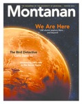 Montanan, Winter 2016 by University of Montana (Missoula, Mont.: 1965-1994)