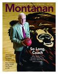 Montanan, Fall 2016 by University of Montana (Missoula, Mont.: 1965-1994)