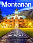 Montanan, Winter 2019 by University of Montana (Missoula, Mont.: 1965-1994)