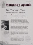 Montana's Agenda, Spring 2005 by University of Montana--Missoula