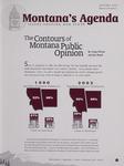 Montana's Agenda, Autumn 2005 by University of Montana--Missoula