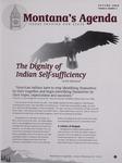 Montana's Agenda, Autumn 2008 by University of Montana--Missoula