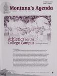 Montana's Agenda, Summer 2009 by University of Montana--Missoula