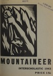 Mountaineer, Interscholastic 1943 by Montana State University (Missoula, Mont.). Associated Students