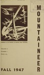 Mountaineer, Fall 1947 by Montana State University (Missoula, Mont.). Associated Students