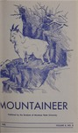 Mountaineer, Winter 1950 by Montana State University (Missoula, Mont.). Associated Students