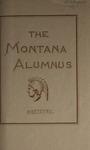 The Montana Alumnus, November 1907