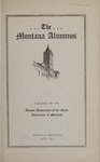 The Montana Alumnus, June 1923