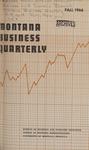 Montana Business Quarterly, Fall 1966