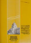 Montana Business Quarterly, Summer 1975