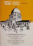 Montana Business Quarterly, Fall 1977