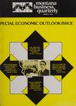 Montana Business Quarterly, Spring 1979