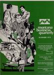 Montana Business Quarterly, Summer 1979