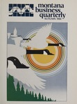 Montana Business Quarterly, Fall 1984