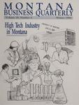 Montana Business Quarterly, Winter 1990