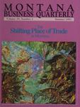 Montana Business Quarterly, Summer 1991