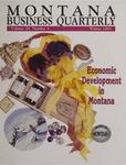 Montana Business Quarterly, Winter 1991