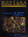 Montana Business Quarterly, Summer 1994