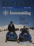Montana Business Quarterly, Winter 1994