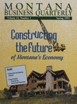 Montana Business Quarterly, Spring 1995