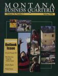 Montana Business Quarterly, Spring 1996
