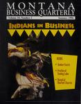 Montana Business Quarterly, Summer 1996