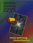 Montana Business Quarterly, Spring 1997