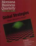 Montana Business Quarterly, Spring 1998