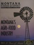 Montana Business Quarterly, Fall 1998