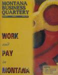 Montana Business Quarterly, Spring 1999