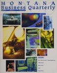 Montana Business Quarterly, Fall 1999