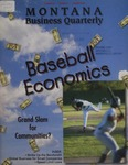 Montana Business Quarterly, Summer 2000