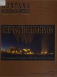 Montana Business Quarterly, Summer 2001