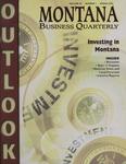 Montana Business Quarterly, Spring 2002