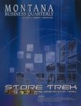 Montana Business Quarterly, Winter 2002