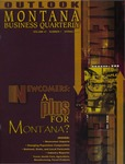 Montana Business Quarterly, Spring 2003