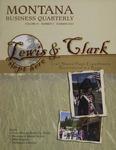 Montana Business Quarterly, Summer 2003