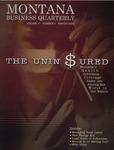 Montana Business Quarterly, Winter 2003