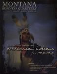 Montana Business Quarterly, Winter 2004