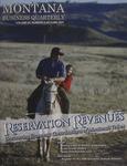 Montana Business Quarterly, Fall 2007