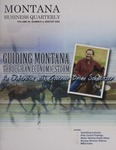 Montana Business Quarterly, Winter 2008