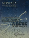 Montana Business Quarterly, Summer 2009