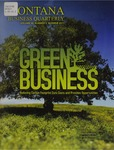 Montana Business Quarterly, Summer 2011